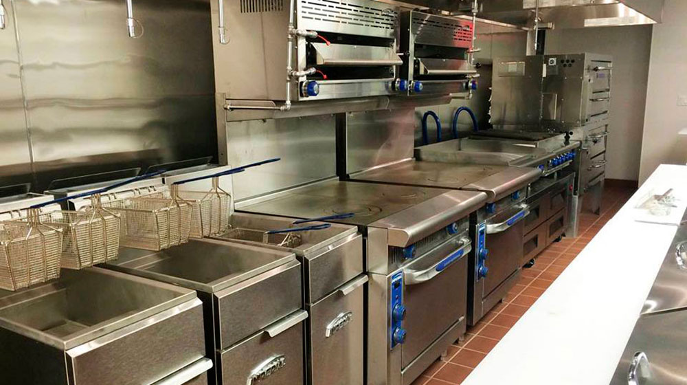 Cook food evenly and efficiently with our selection of commercial ovens!