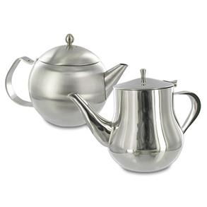 Tea Pots & Creamers