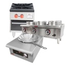 Stock Pot & Wok Ranges