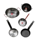 Carbon Steel Cookware