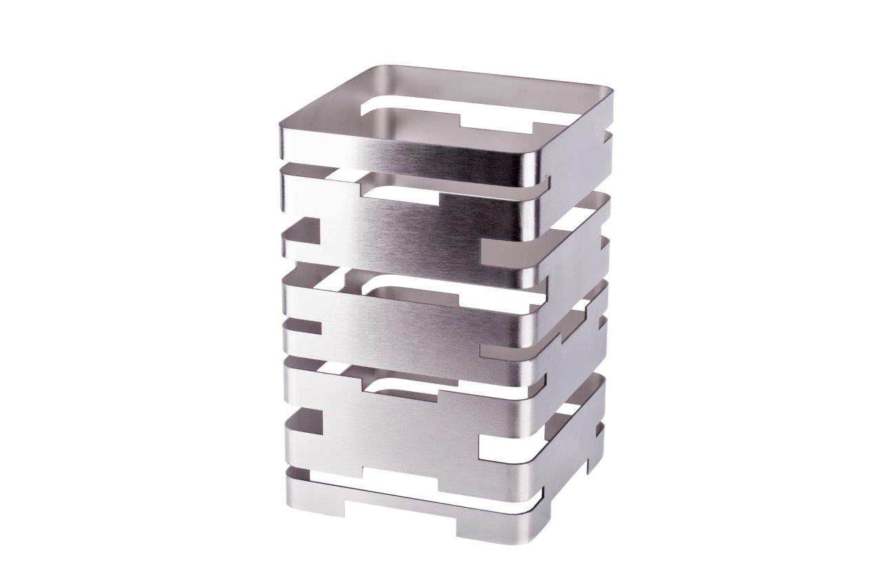 Stainless Steel Warm And Windproof Rapture Prestoware Pwb4-2030s 7.87-inch Square Buffet Riser
