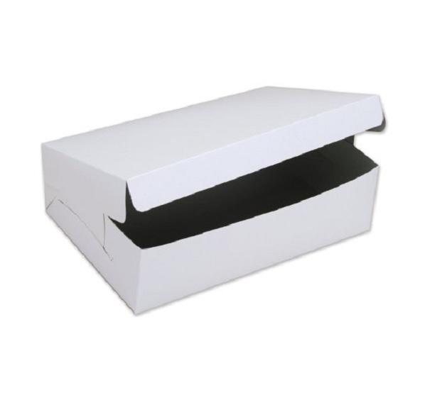 SafePro 10x6x3.5-Inch Cake Boxes, 250-Piece Case
