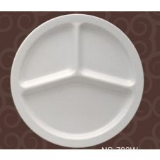 Buy Plastic Melamine Plates Mcdonald Paper Restaurant Supplies