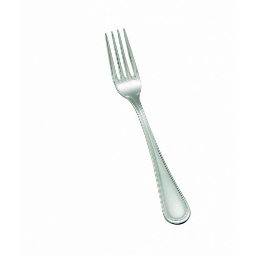 Winco 0030-06, Shangarila Extra Heavyweight Salad Fork, 18/8 Stainless Steel, Mirror Finish, 12/Pack