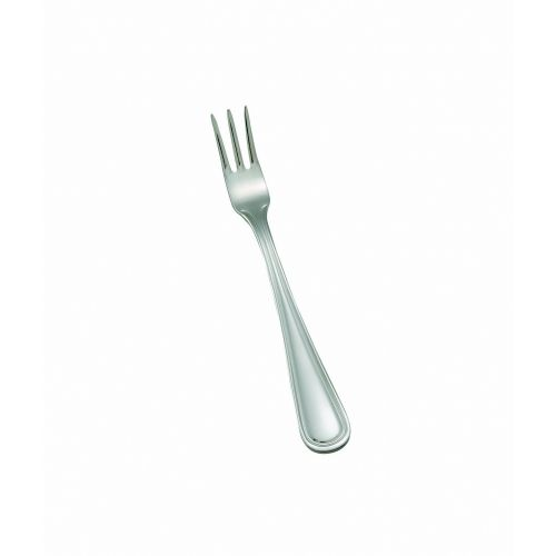 Winco 0030-07, Shangarila Extra Heavyweight Oyster Fork, 18/8 Stainless Steel, Mirror Finish, 12/Pack