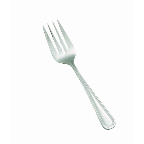 Winco 0030-22, Shangarila Extra Heavyweight Cold Meat Fork, 18-8 Stainless Steel, Mirror Finish, 12/Pack