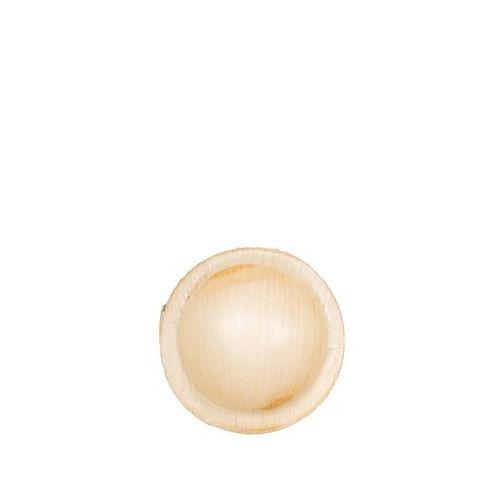 VerTerra 01-01-02B 2.5-inch Eco-Friendly Round Palm Leaf Bowl, 600/CS