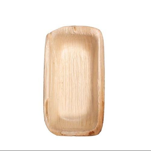 VerTerra 01-22-05B 2x4-inch Eco-Friendly Palm Leaf Mini Tray, 600/CS