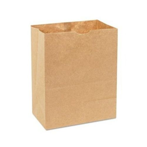 Duro Bag 1-8BBSH 0.13lb Shorty Paper Panther Kraft Bag, 500/CS