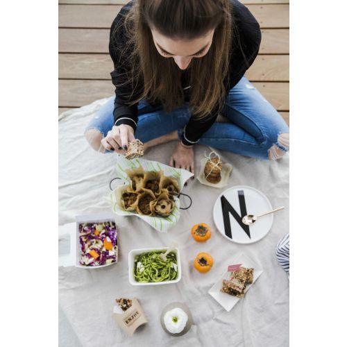 PacknWood 210APUREC500, 17-Oz Eco Rec Rectangular Sugarcane Salad Bowl, White, 500/СS