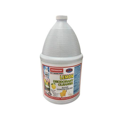 Promaster LM-X, 1 Gal Lemon Deodorant Floor Cleaner, EA