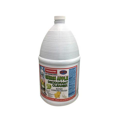 Promaster GA-X, 1 Gal Green Apple Deodorant Floor Cleaner, EA