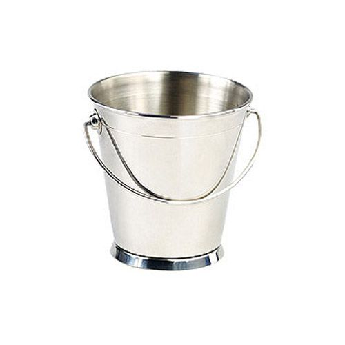Clipper Mill Stainless SteelServing Pail 3.5X3.5inches