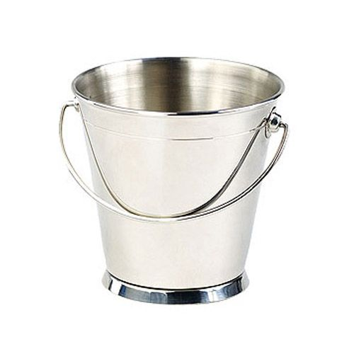 Clipper Mill Stainless Steel Serving Pail 4.5X4.5inches