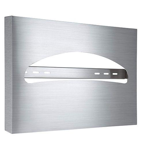 Alpine Industries 483 Stainless Steel Toilet Seat Cover Dispenser, EA