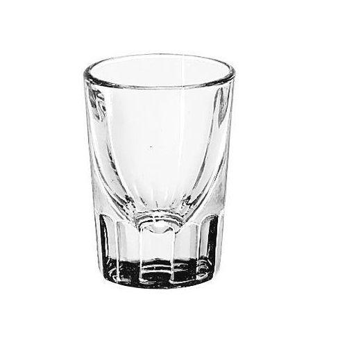 Libbey L5127, 1.5 Oz Fluted Whiskey/Shot Glass, 12/Cs