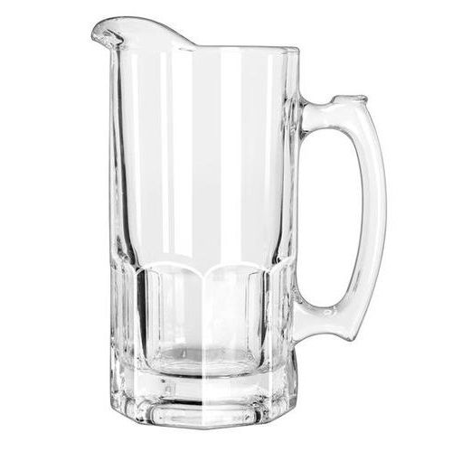 Libbey L5263, 34 Oz Glass Pitcher, 12/Cs