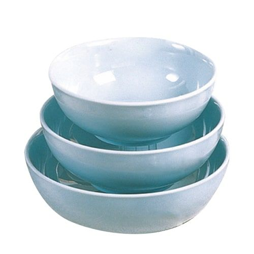 Thunder Group 5980 54 Oz 8 1/4 Inch Diameter Asian Blue Jade Melamine Soup Bowl, DZ