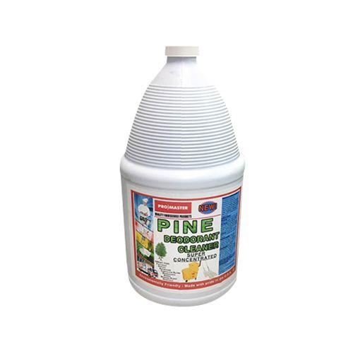 Promaster PI-X, 1 Gal Pine Deodorant Floor Cleaner, EA