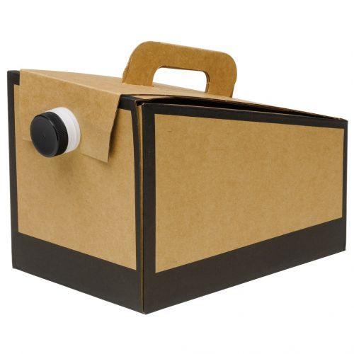 PBI 160CT, 160 Oz Coffee To Go Boxes, 20/CS