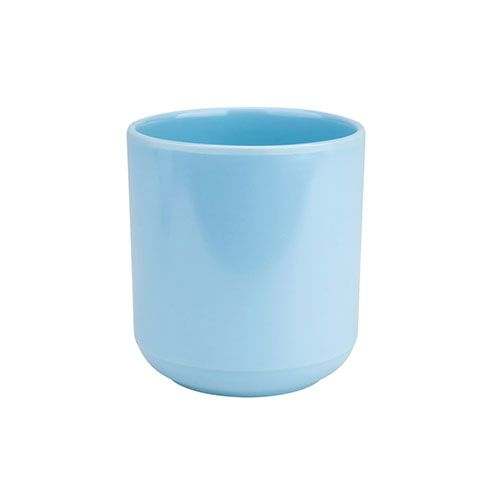 Thunder Group 9952 9 Oz 2 7/8 Inch Asian Blue Jade Melamine Mug, DZ