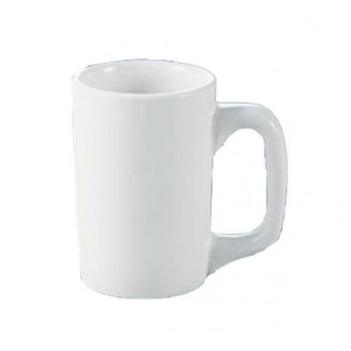 Yanco AC-12-D 12 Oz 3x4.5-Inch Abco Porcelain Dinner Mug, 36/CS