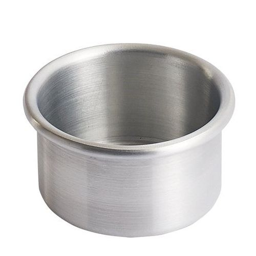 Winco ACP-032 3-Inch Dia x 2-Inch H Aluminum Layer Cake Pan, EA