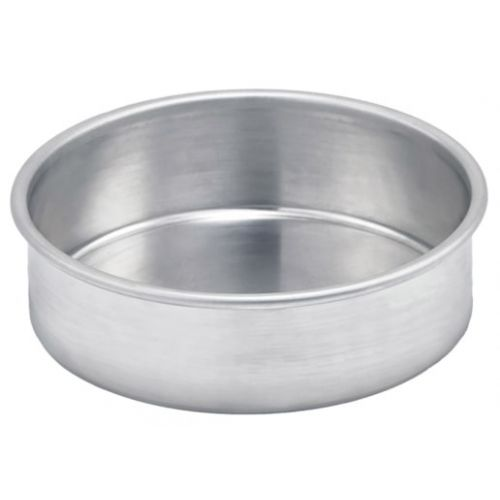 Winco ACP-063 6-Inch Dia x 6-Inch H Aluminum Layer Cake Pan, EA