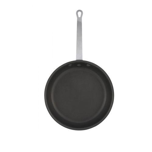 12-Inch Aluminum Non-Stick Fry Pan Winco AFP-12NS