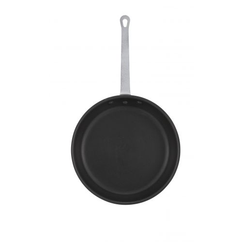 Winco AFP-12XC, 12-Inch Non-Stick Fry Pan, 3.5 mm 3003 Aluminum Alloy, NSF