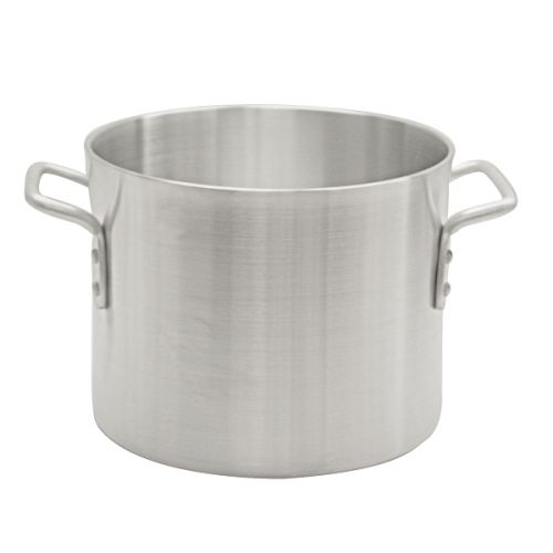 Thunder Group ALSKSP003, 16 Qt Aluminum Stock Pot w/o Lid