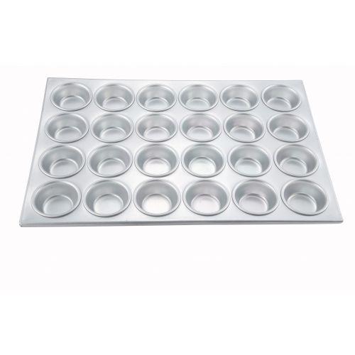 Winco AMF-12, 14x11-Inch, 12-Compartment Aluminum Muffin Pan
