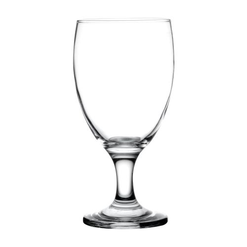 10 Oz Goblet Glass 24 Cs Mcdonald Paper Supplies
