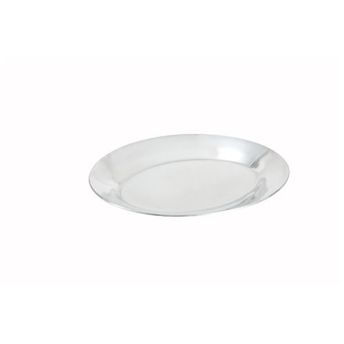 Winco APL-10, 10-Inch Aluminum Oval Sizzling Platter
