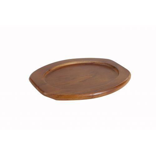 Winco APL-11UL, Wood Underliner for 11-Inch Aluminum Platter