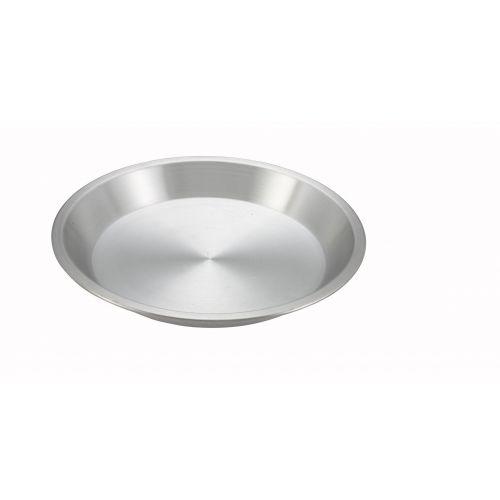 Winco APPL-10, 10-Inch Diameter Aluminum Pie Plate