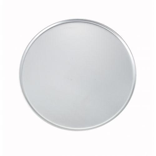 """16/"""" x 1.5/"""" Aluminum Pizza Pan Winco APZK-1615"""