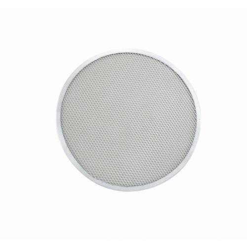 Winco APZS-10, 10-Inch Diameter Seamless Aluminum Pizza Screen