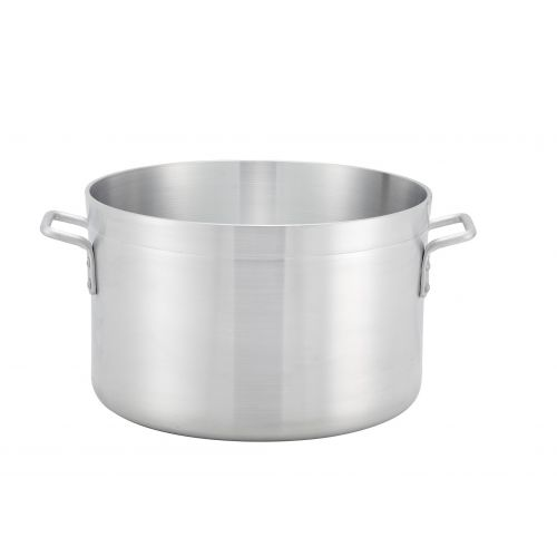 Winco ASHP-60, 60-Quart Extra-Heavy Precision Aluminum Sauce Pot, NSF