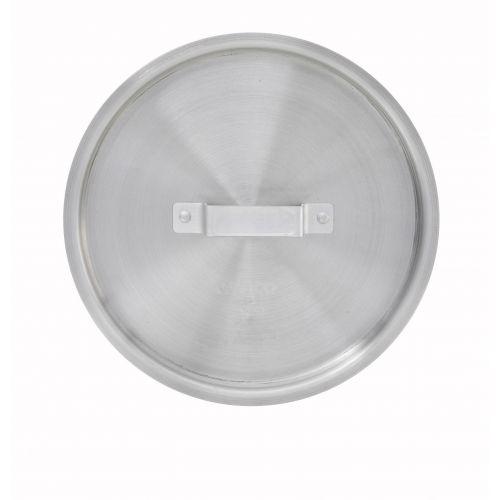 Winco ASP-10C, Aluminum Lid for ASP-10 10-Quart Sauce Pan