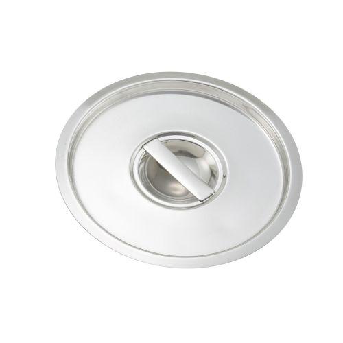 Winco BAMC-8.25, Stainless Steel Cover for 8.25-Quart Bain Marie