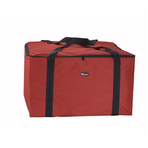 Winco BGDV-22, 22x22x13-Inch Pizza Delivery Bag