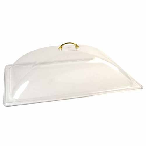 Winco C-DP1, Full-Size Polycarbonate Dome Cover