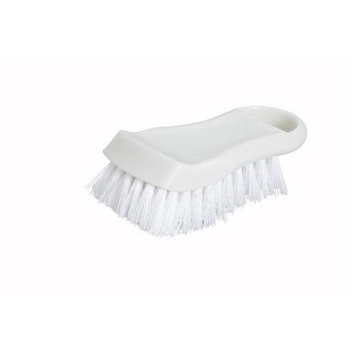 Winco CBR-WT, White Cutting Board Brush