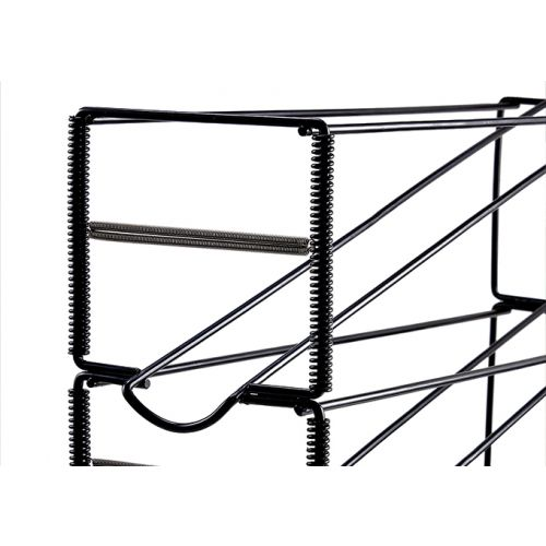 Winco CDR-3, 20x6.25x19.25-Inch 3-Tiered Cup Dispensing Rack