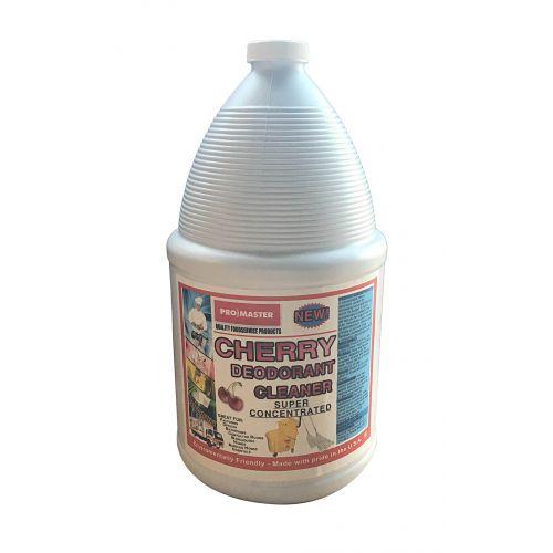 Promaster CH-X, 1 Gal Cherry Deodorant Floor Cleaner, EA