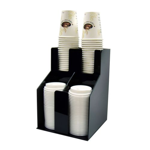 Winco CLO-2D, Cup and Lid Organizer, 2 Tiers