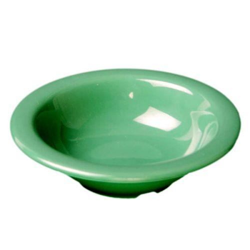 Thunder Group CR5608GR 8 Oz 6 Inch Western Green Melamine Salad Bowl, DZ