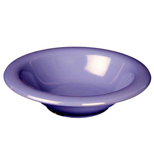 Thunder Group CR5712BU 15 Oz 7 1/4 Inch Western Purple Melamine Soup Bowl, DZ
