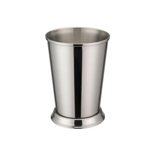 Winco DDSE-102S, 3-3/8 x 4-3/4-Inch Stainless Steel Mint Julep Cup